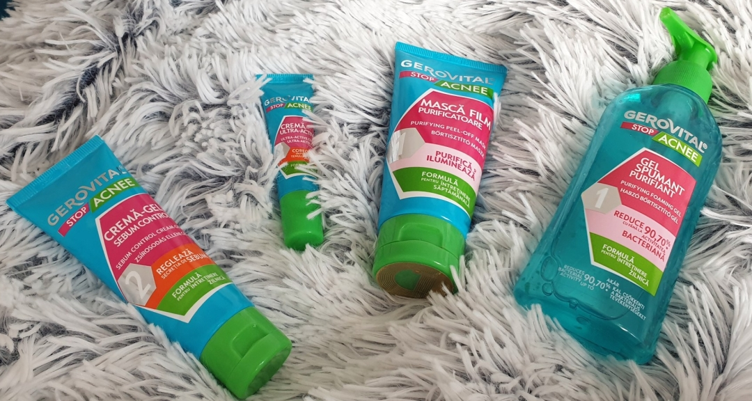 gama gerovital stop acnee